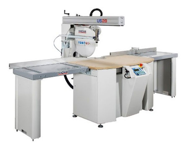 STROMAB US28 UNIVERSAL RADIAL ARM CROSSCUT SAW