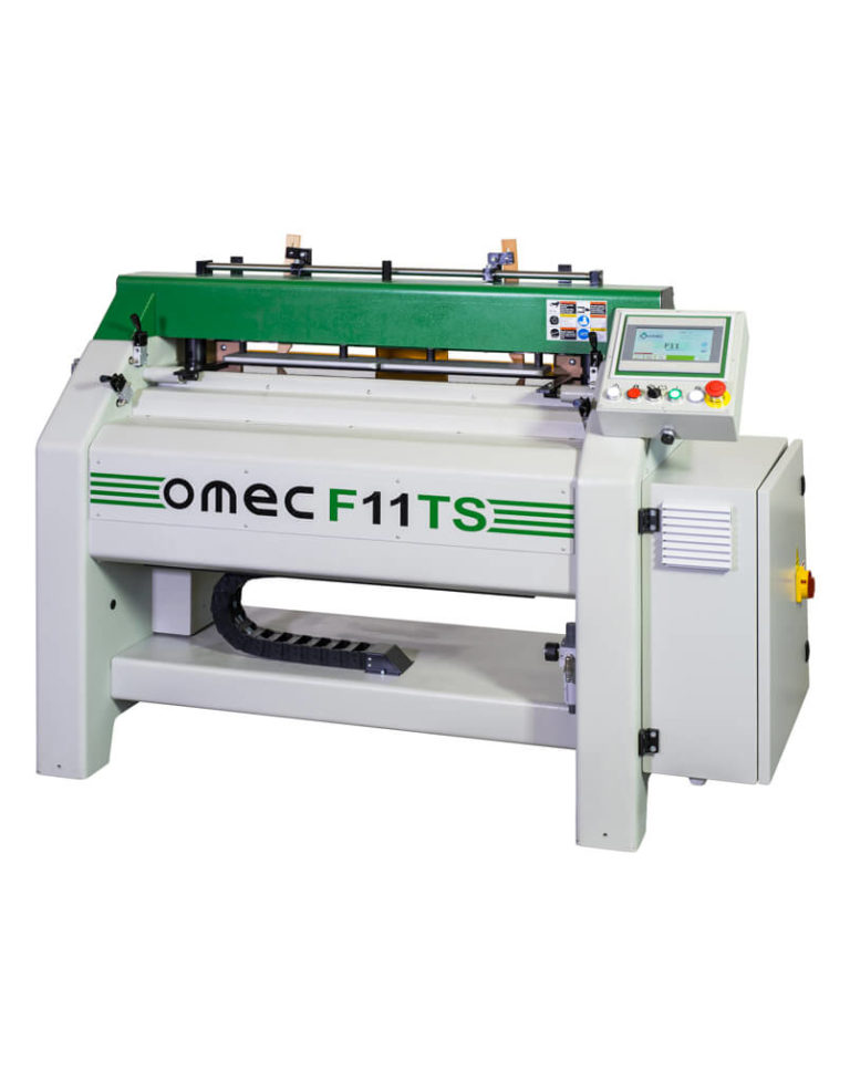 Omec F11TS AUTOMATIC DOVETAIL MACHINE