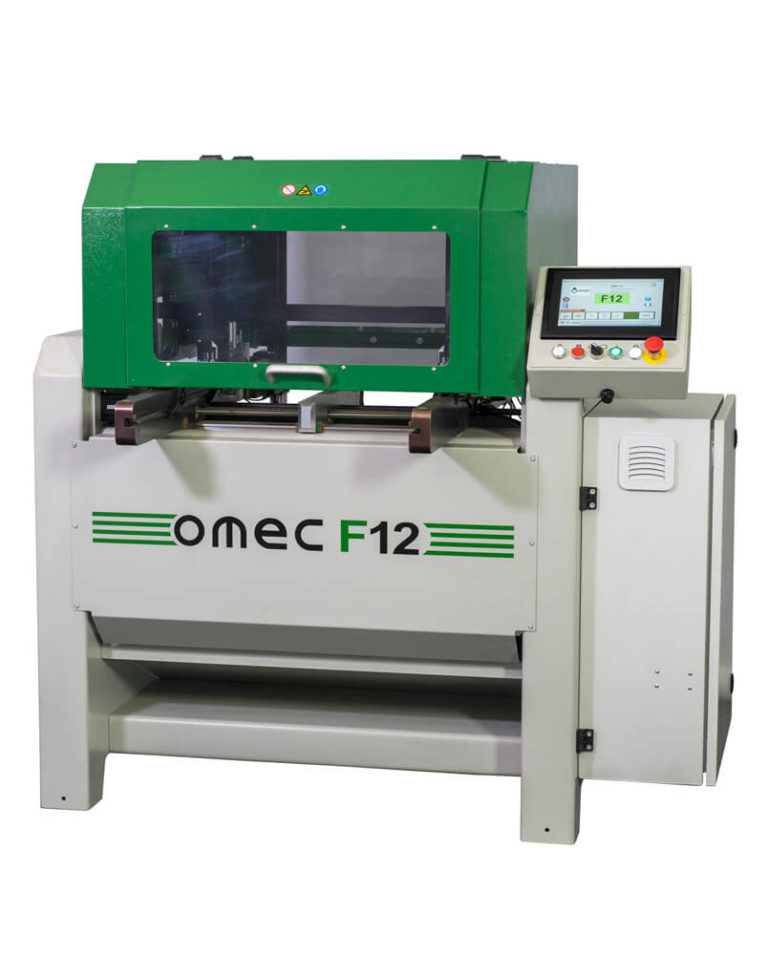 OMEC F12 Automatic CNC Controlled Milling Machine