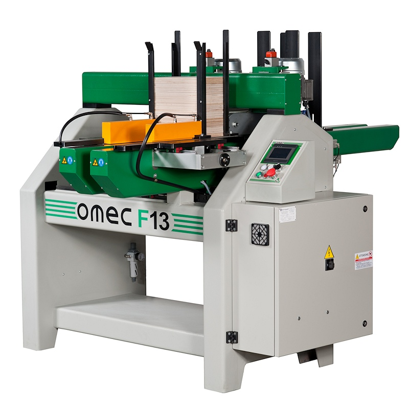 OMEC F13 Automatic Milling Machine with 2 Blades