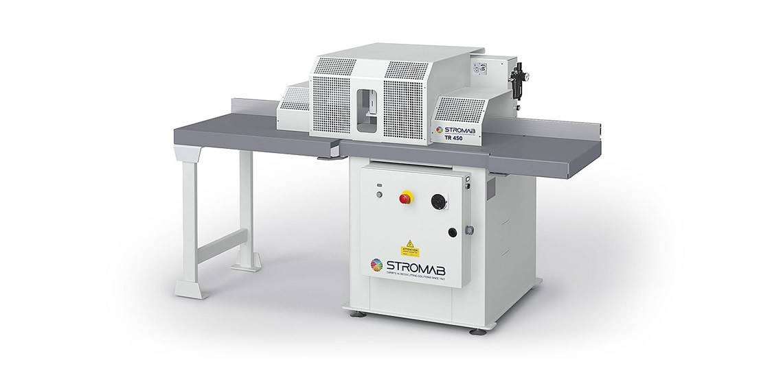 STROMAB TR450 PNEUMATIC UPSTROKE CROSSCUT SAW