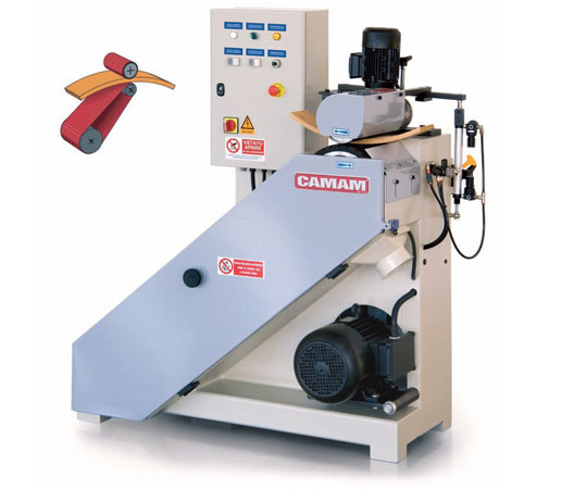 CAMAM LOL-75RU SANDING MACHINE